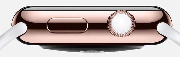 Apple Watch rosegold