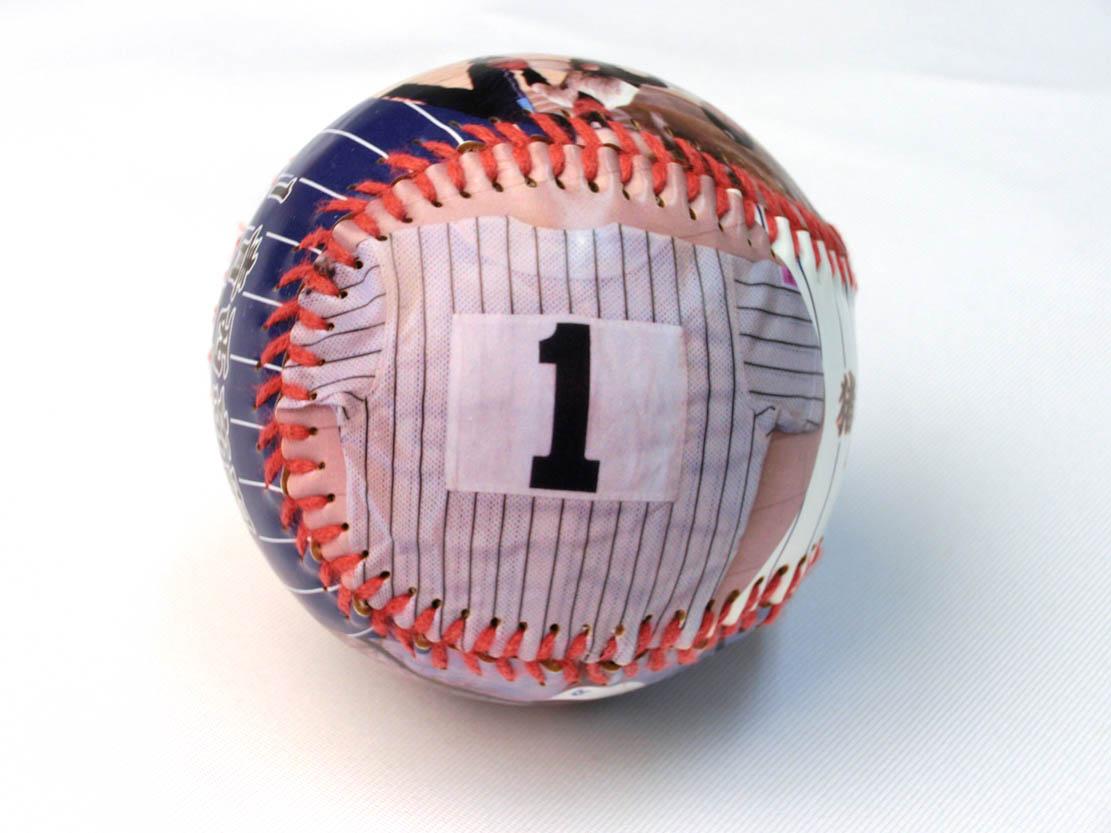 オリジナルで作る硬式野球ボール